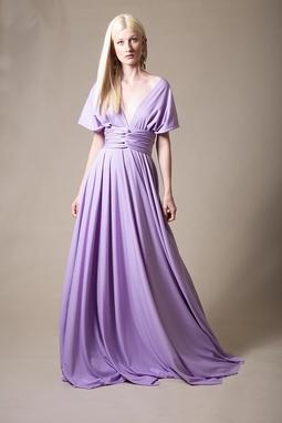 Vestido Versátil Lilás