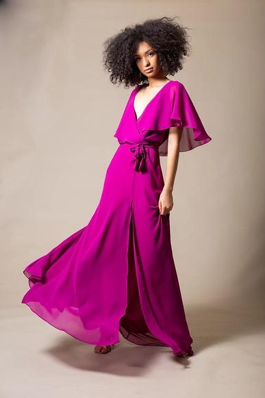 Vestido Zuzu Amarr Thiago Mendonça