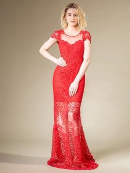 Vestido Conny Vermelho THM