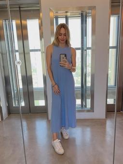 Vestido Tina Azul