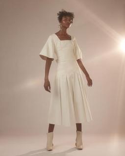 Blusa Alina Branco