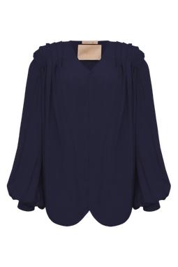 Blusa Cora Azul
