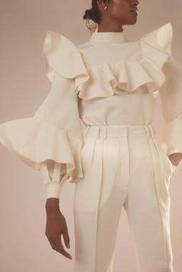 Blusa Lana Branco