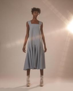 Vestido Lilia Azul