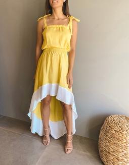 Vestido Maria Amarelo