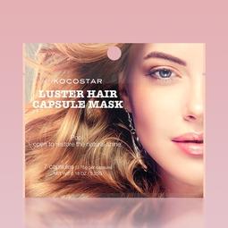 Cápsulas Kocostar cabelos brilhantes