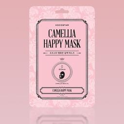 Máscara Kocostar de Camelia Calmante