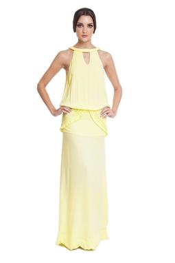 Vestido Lime CLM