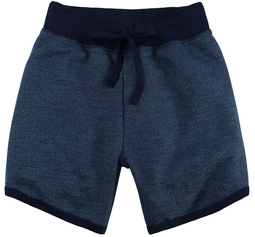 Bermuda Infantil jogging Denim