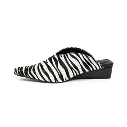 Mule Oslo Zebra