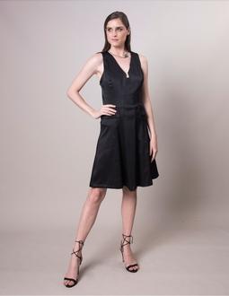 Vestido Giu - Preto