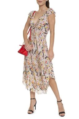 Vestido Midi Regata Estampado - DG15762