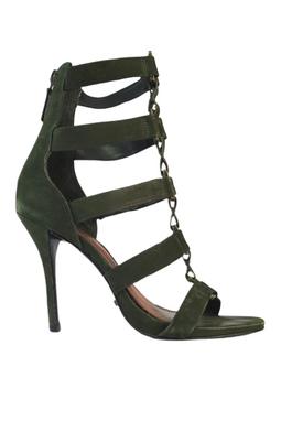 Sandália Verde Militar - DG15187