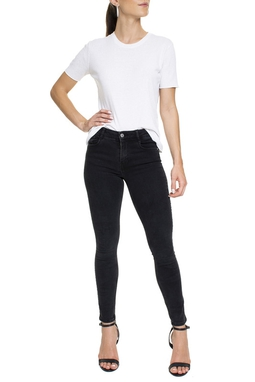 Calça Skinny Preta - DG15154