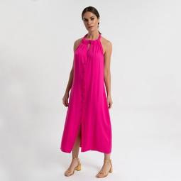 Vestido Aya Magenta