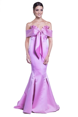 Vestido Yasmin Rosa CLM