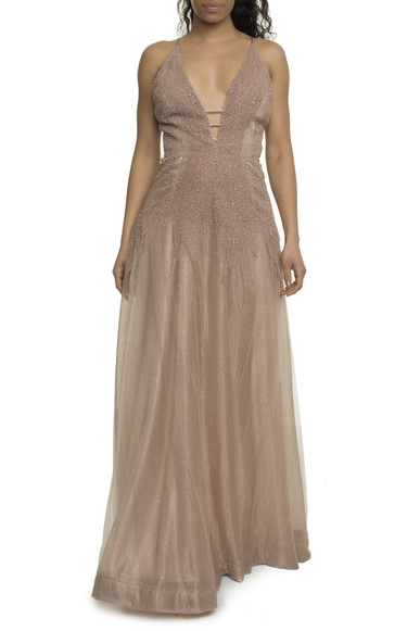 Vestido Lir MYD - DG18350 Essential Collection