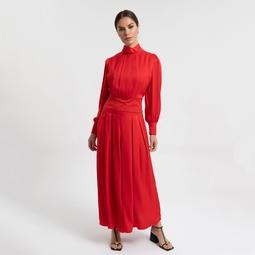 Vestido Uni Vermelho