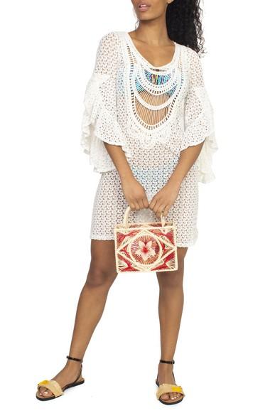 Vestido Crochet - DG15022 Ateen