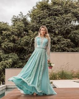 Vestido Ligia  MYD