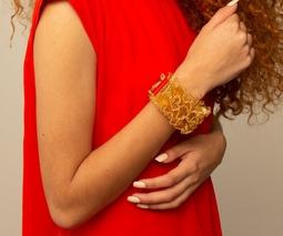 Pulseira Origem - Dourado