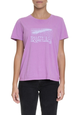 Camiseta Rosa Halleys Comet - DG15352