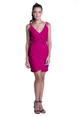 Vestido Seven Pink CLM