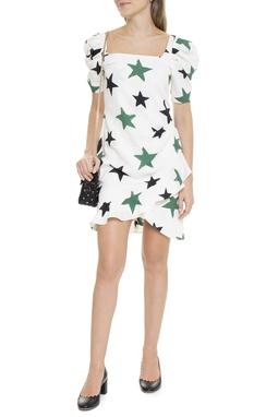 Vestido Curto Estrelas - DG15916