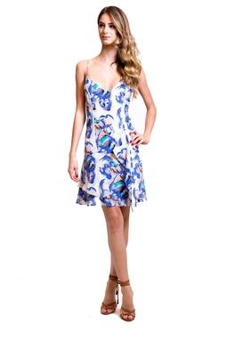 Vestido Floral CLM