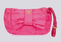 Clutch Satin Pink IBG