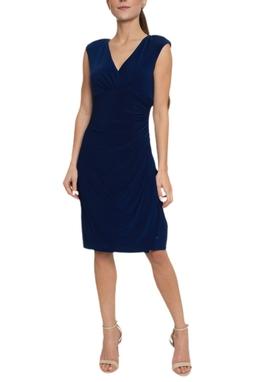 Vestido Midi Ombreira - DG14885