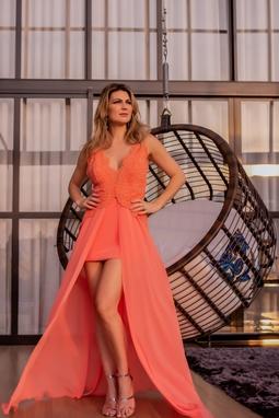 Vestido Larissa MYD
