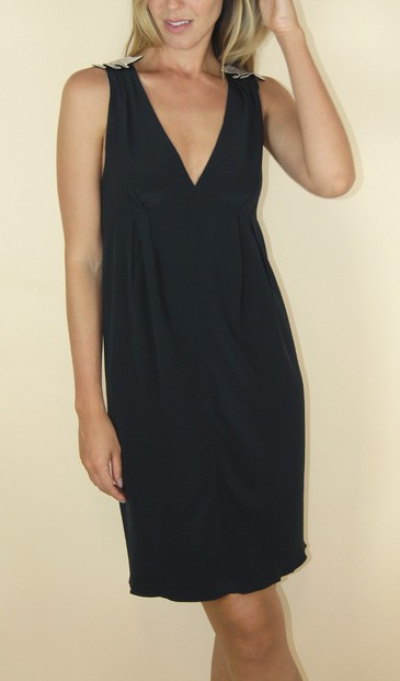 Vestido Pretinho Básico - BMD 10155 Marc Jacobs