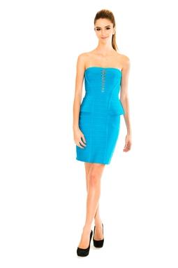 Vestido Turquoise CLM