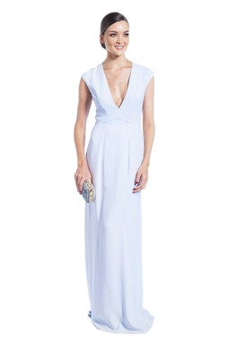 Vestido Isolda Azul CLM