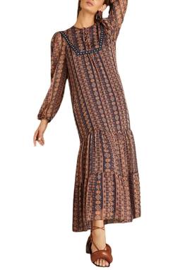 Vestido Longuete Debrum - 130030