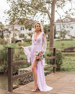 Vestido Lilac MYD