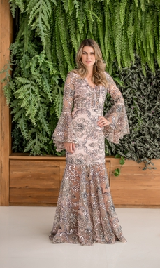 Vestido Lisa MYD