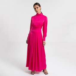 Vestido Uni Magenta