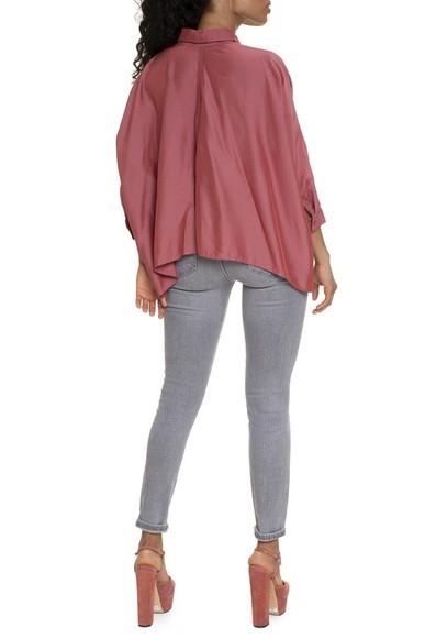 Calça Skinny Cinza - DG15459 Zara