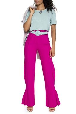 Calça Reta Pink - DG15440