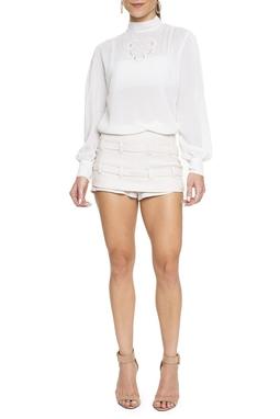 Shorts Pala Passador Nude - DG15129