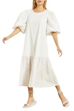 Vestido Midi Decote Costas - 140218