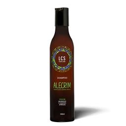 Shampoo Alecrim Volume Para Cabelos Oleosos 240Ml