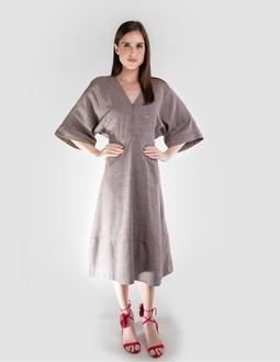 Vestido Midi - Colorido