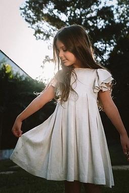 Vestido Florença Natural