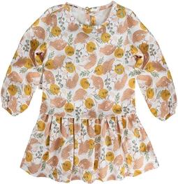 Vestido Infantil kiwi