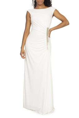 Vestido Longo Branco - DG15380
