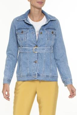 Jaqueta Jeans Faixa - DG16528