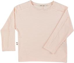 Blusa manga longa recortes cozumel